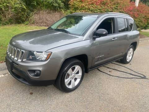 2014 Jeep Compass for sale at Padula Auto Sales in Braintree MA