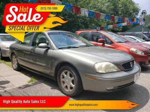 2003 Mercury Sable for sale at High Quality Auto Sales LLC in Bloomingdale NJ