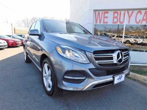 2018 Mercedes-Benz GLE for sale at AP Fairfax in Fairfax VA