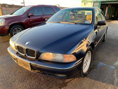 2000 BMW 5 Series for sale at MFT Auction in Lodi NJ
