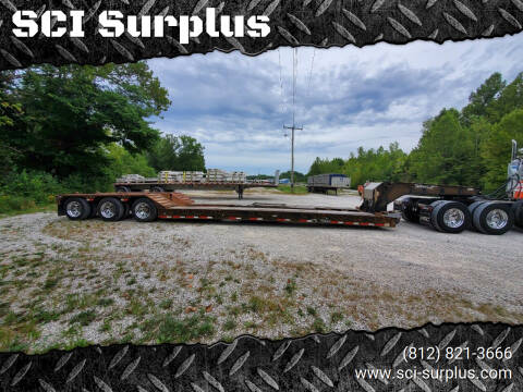 2002 Talbert T4DW-55SA for sale at SCI Surplus in Bloomington IN