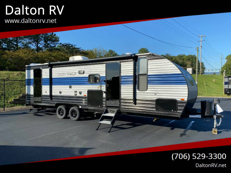 2021 Forest River Grey Wolf 26DBH for sale at Dalton RV in Dalton GA