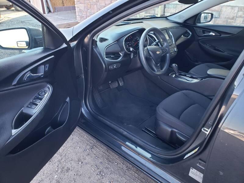 2017 Chevrolet Malibu LS 4dr Sedan - Mitchell NE