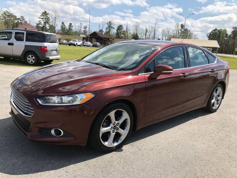2015 Ford Fusion for sale at IH Auto Sales in Jacksonville NC