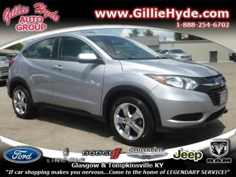 2018 Honda HR-V for sale at Gillie Hyde Auto Group in Glasgow KY