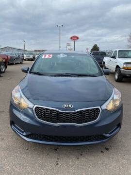 2015 Kia Forte for sale at Broadway Auto Sales in South Sioux City NE