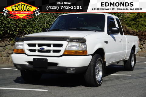 1999 Ford Ranger for sale at West Coast Auto Works in Edmonds WA