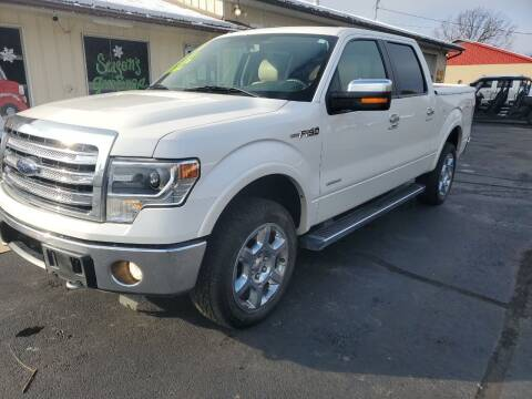2013 Ford F-150 for sale at Bailey Family Auto Sales in Lincoln AR