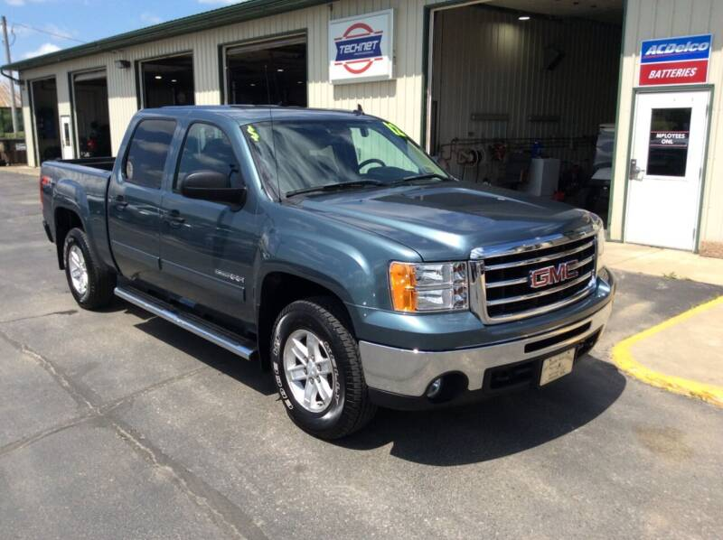 2012 GMC Sierra 1500 for sale at TRI-STATE AUTO OUTLET CORP in Hokah MN