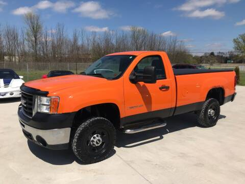 2008 GMC C/K 2500 Series for sale at The Auto Depot in Mount Morris MI