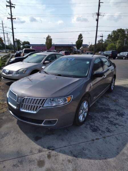 2012 Lincoln MKZ Hybrid for sale at D and D All American Financing in Warren MI
