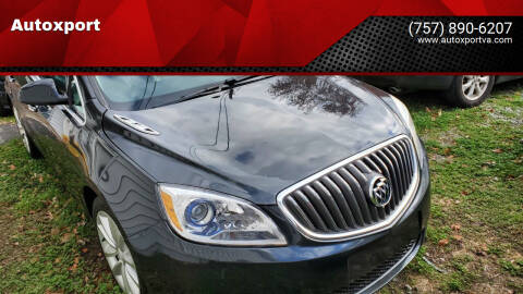 2013 Buick Verano for sale at Autoxport in Newport News VA