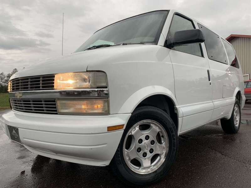 2004 Chevrolet Astro for sale in Hermantown, MN