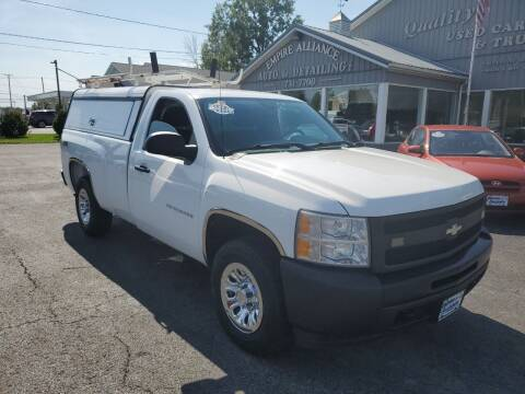 2011 Chevrolet Silverado 1500 for sale at Empire Alliance Inc. in West Coxsackie NY