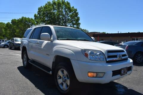 2004 Toyota 4Runner for sale at Atlas Auto in Grand Forks ND