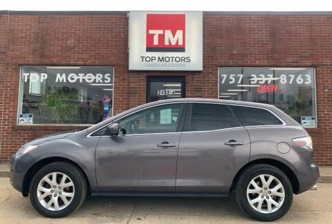 2007 Mazda CX-7 for sale at Top Motors LLC in Portsmouth VA