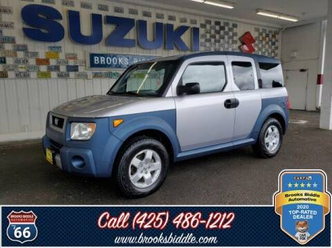 2005 Honda Element for sale at BROOKS BIDDLE AUTOMOTIVE in Bothell WA