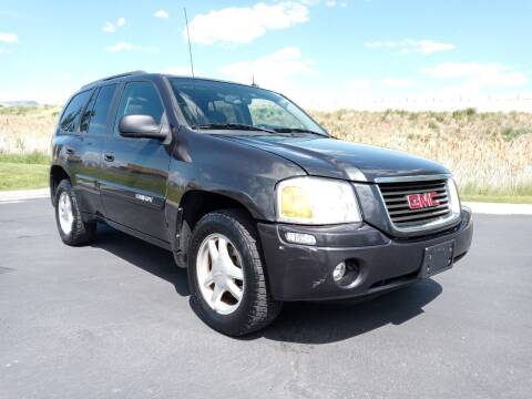2005 GMC Envoy for sale at AUTOMOTIVE SOLUTIONS in Salt Lake City UT