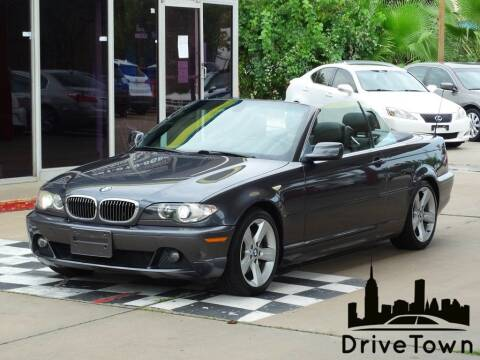 2006 BMW 3 Series for sale at Drive Town in Houston TX