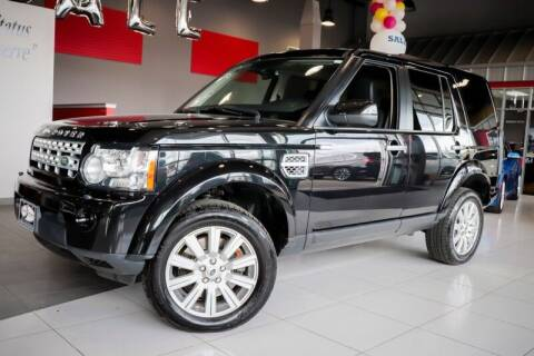 2013 Land Rover LR4 for sale at Quality Auto Center of Springfield in Springfield NJ