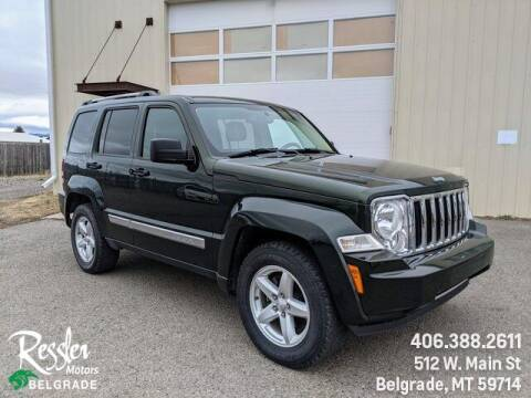 2011 Jeep Liberty for sale at Danhof Motors in Manhattan MT