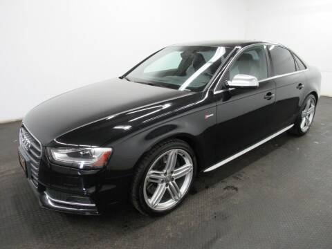 2014 Audi S4 for sale at Automotive Connection in Fairfield OH