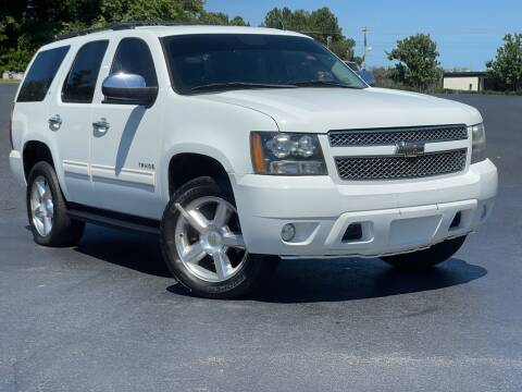 2010 Chevrolet Tahoe for sale at Rock 'n Roll Auto Sales in West Columbia SC