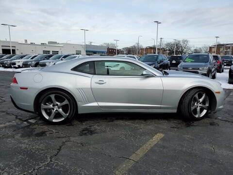 2014 Chevrolet Camaro for sale at Hawk Chevrolet of Bridgeview in Bridgeview IL