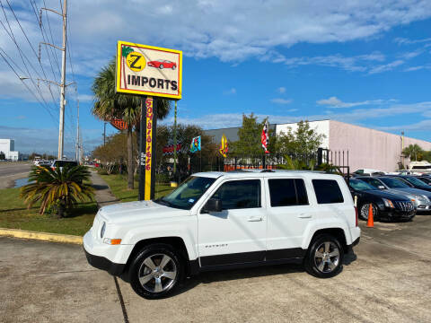 2016 Jeep Patriot for sale at A to Z IMPORTS in Metairie LA