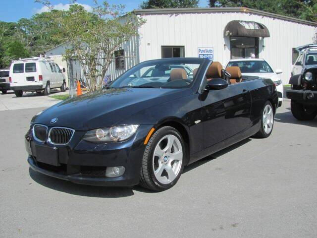 2008 BMW 3 Series for sale at Pure 1 Auto in New Bern NC