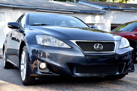2011 Lexus IS 250 for sale at Wheel Deal Auto Sales LLC in Norfolk VA