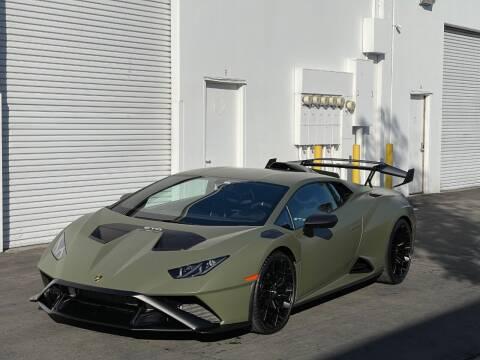 2021 Lamborghini Huracan for sale at Corsa Exotics Inc in Montebello CA