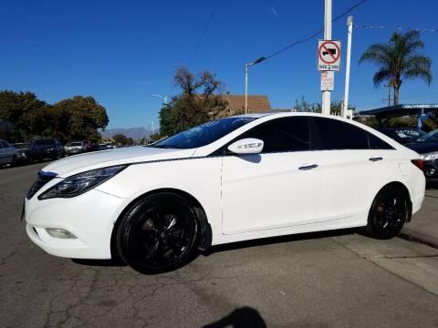 2011 Hyundai Sonata for sale at Olympic Motors in Los Angeles CA