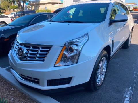 2016 Cadillac SRX for sale at Cars4U in Escondido CA