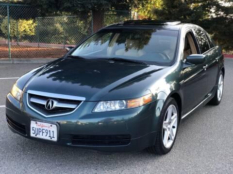 2004 Acura TL for sale at JENIN MOTORS in Hayward CA