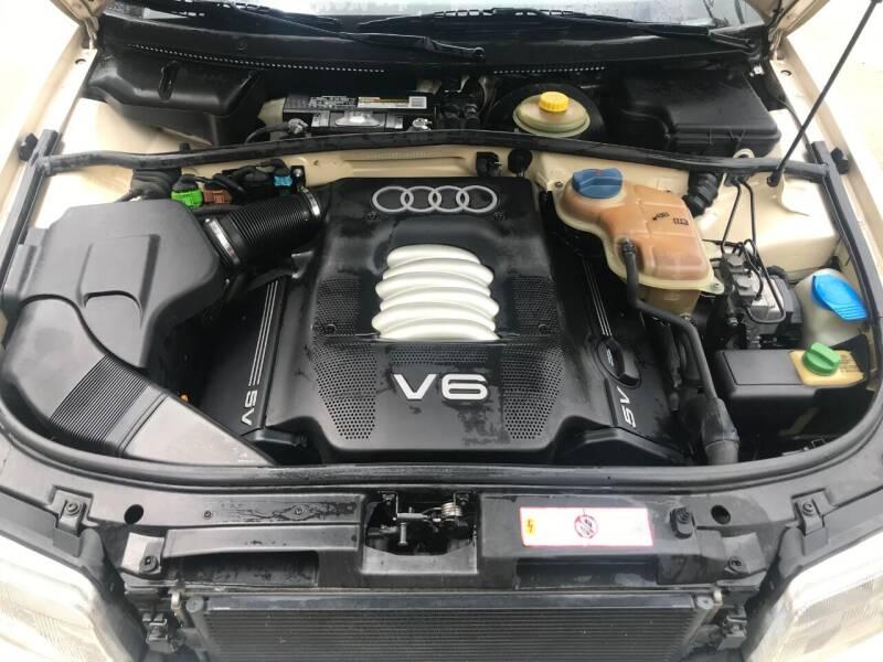 1998 Audi A4 AWD 4dr 2.8 quattro Sedan - Charlotte NC