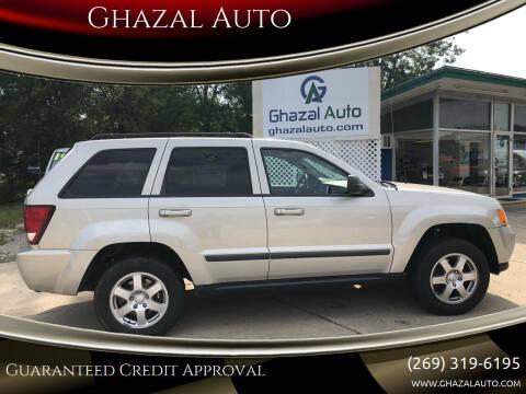 2009 Jeep Grand Cherokee for sale at Ghazal Auto in Sturgis MI