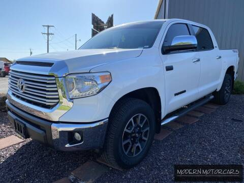2016 Toyota Tundra for sale at Modern Motorcars in Nixa MO
