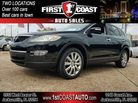 2009 Mazda CX-9 for sale at 1st Coast Auto -Cassat Avenue in Jacksonville FL