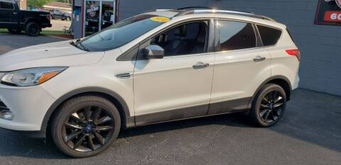 2014 Ford Escape for sale at Stach Auto in Janesville WI