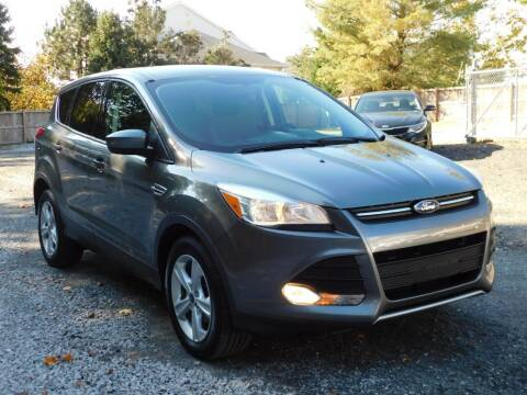 2014 Ford Escape for sale at Prize Auto in Alexandria VA