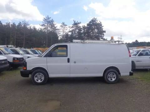 2004 Chevrolet Express Cargo for sale at Upstate Auto Sales Inc. in Pittstown NY