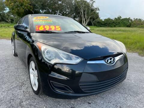2012 Hyundai Veloster for sale at Auto Export Pro Inc. in Orlando FL