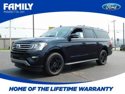 2021 Ford Expedition MAX for sale at Pioneer Family preowned autos in Williamstown WV