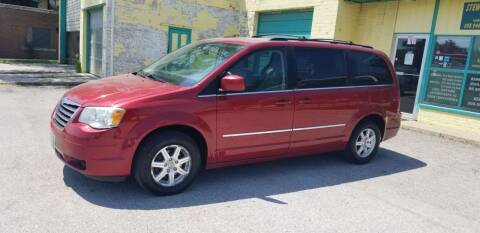 2009 Chrysler Town and Country for sale at Stewart Auto Sales Inc in Central City NE