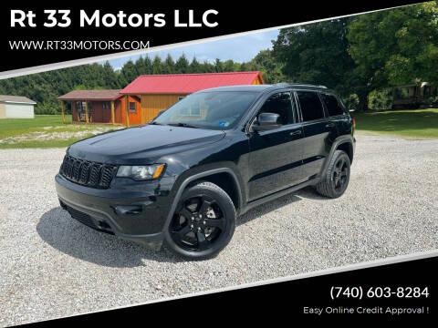 2018 Jeep Grand Cherokee for sale at Rt 33 Motors LLC in Rockbridge OH