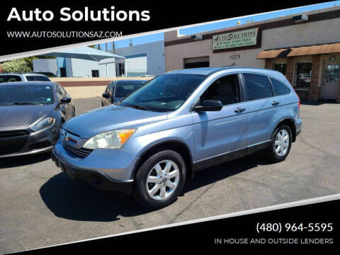 2008 Honda CR-V for sale at Auto Solutions in Mesa AZ