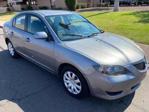 2006 Mazda MAZDA3 for sale at Premier Motors AZ in Phoenix AZ