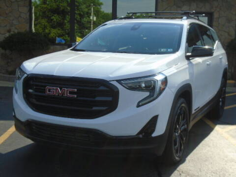 2020 GMC Terrain for sale at Rogos Auto Sales in Brockway PA