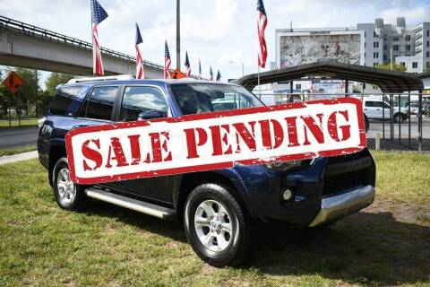 2017 Toyota 4Runner for sale at STS Automotive - Miami, FL in Miami FL